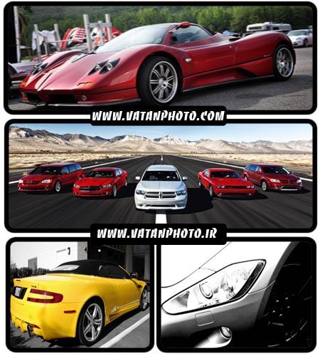 مجموعه عکس های با کیفیت از انواع اتومبیل ها+ HD