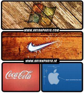 عکس آرم و لوگو مجموعه شرکت ها با کیفیت بالا+ HD