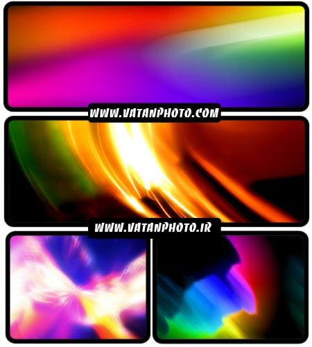 مجموعه عکس از بگراند های رنگی بسیار جذاب با کیفیت بالا+ HD