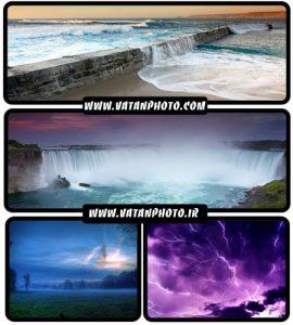 مجموعه عکس های گرافیکی از طبیعت با کیفیت بالا+ HD