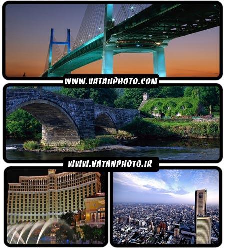 عکس های بسیار جذاب و با کیفیت از نما شهر و خانه+ HD
