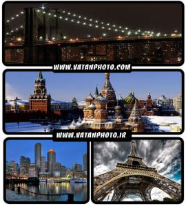 عکس های زیبا از نمادهای دیدنی دنیا با کیفیت بالا+ HD