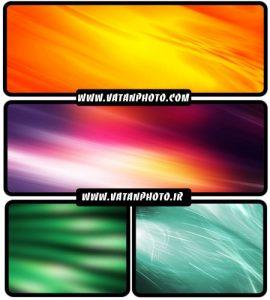 عکس های با کیفیت از بگراندهای رنگی جذاب + HD