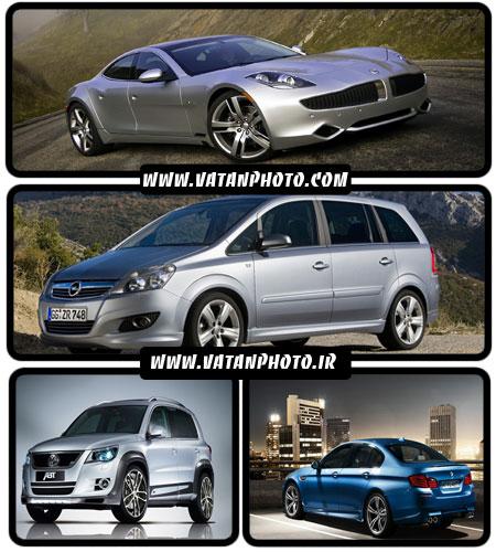 عکس های با کیفیت از مجموعه خودروهای خارجی+ HD