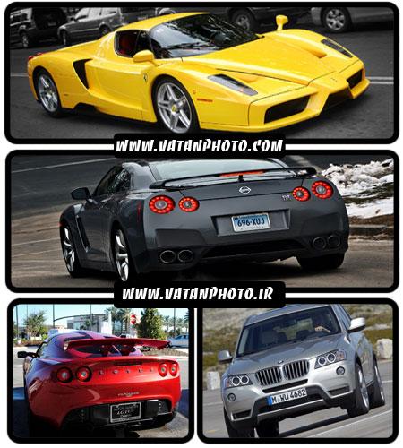 مجموعه عکس های بسیار جذاب از اتومبیل های خارجی با کیفیت بالا+ HD