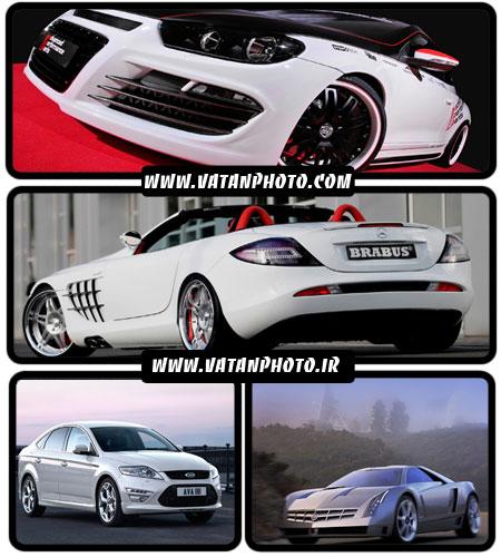 عکس های با کیفیت از انواع اتومبیل های زیبا HD