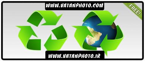 2 طرح کاملا لایه باز بازیافت با کیفیت بالا+ psd