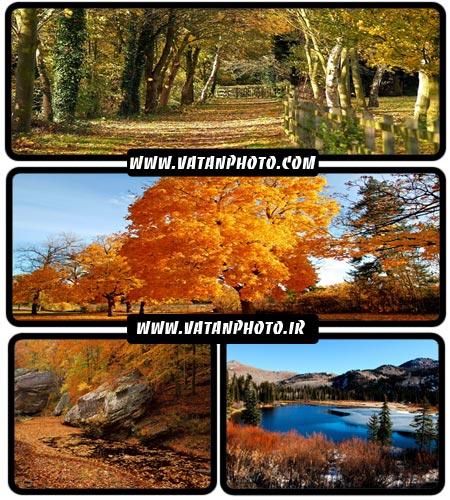 عکس های جذاب از طبیعت در فصل پاییز در سایز HD