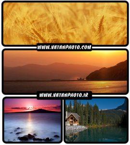 عکس های زیبا از طبیعت های خیره کننده با کیفیت بالا + HD