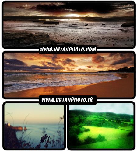 عکس های با کیفیت از طبیعت های گرافیکی + HD
