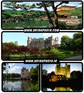 عکس های زیبا از نمای بیرونی قلعه ها (HD)