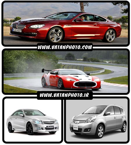 مجموعه عکس های بسیار با کیفیت از اتومبیل+ HD