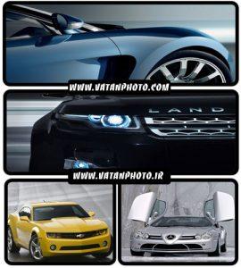 والپیپر های با کیفیت از اتومبیل های جذاب+ wallpaper