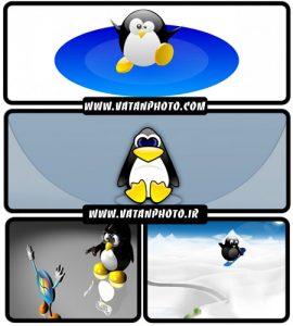 عکس های تبلیغاتی لینوکس سری اول+ wallpaper