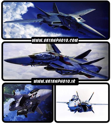 مجموعه عکس های فوق العاده از هواپیماهای جنگی+ wallpaper