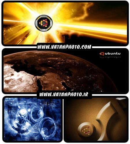 عکس های تبلیغاتی لینوکس سری چهارم+ wallpaper