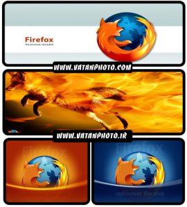 سری سوم والپیپرهای تبلیغاتی مرورگر فایرفاکس+ wallpaper
