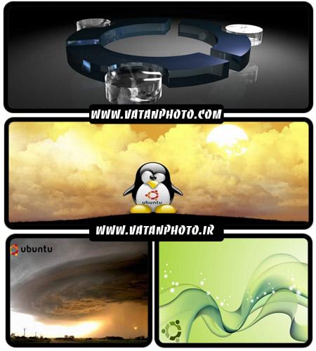 سری هفتم والپیپرهای تبلیغاتی لینوکس + wallpaper