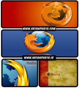 مجموعه ای جدید از والپیپرهای فایرفاکس + wallpaper