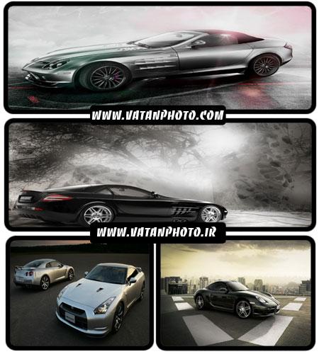 والپیپرهایی از اتومبیل های مدرن با کیفیت بالا + WallPaper