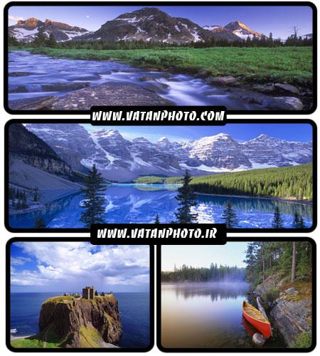 عکس های بسیار با کیفیت از مناظر طبیعی+ wallpaper