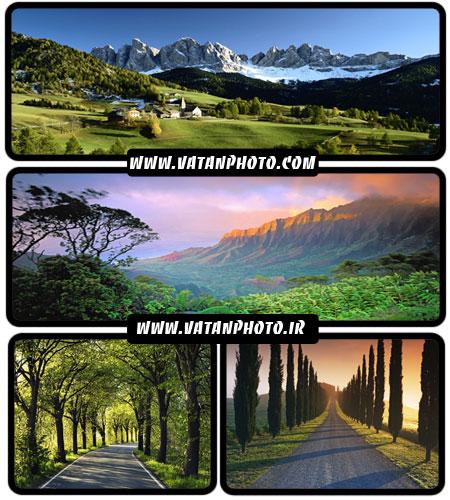عکس های طبیعت کمیاب با کیفیت + Wallpaper و کیفیت HD