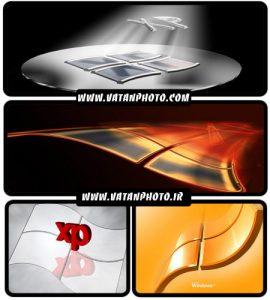 مجموعه بگراند های ویندوز XP با کیفیت بالا+ wallpaper