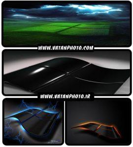 مجموعه عکس های تبلیغاتی ویندوز اکس پی با کیفیت بالا+ wallpaper