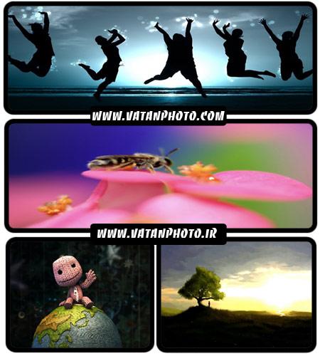 عکس های گرافیکی سه بعدی HD با موضوعات گوناگون
