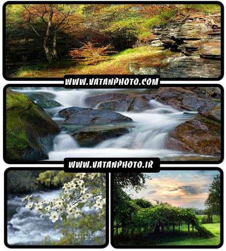 مجموعه 23 عکس با کیفیت از طبیعت سرسبز و جنگل ها+ wallpaper HD