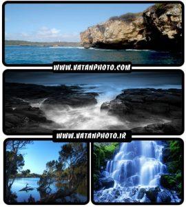 مجموعه 24 عکس با کیفیت از ساحل دریا و دریا+ wallpaper HD