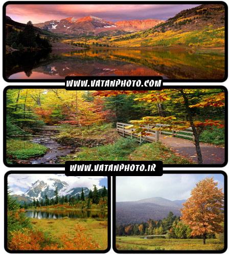 مجموعه 20 عکس از فصل خزان طبیعت+ wallpaper HD
