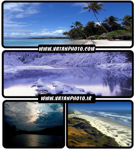 مجموعه 20 عکس جذاب و زیبا از ساحل دریا+ wallpaper HD