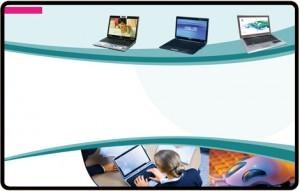 بروشور تجاری و اداری لایه باز psd