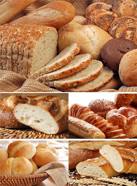 مجموعه تصاویر نان حجیم - شاتر استوک