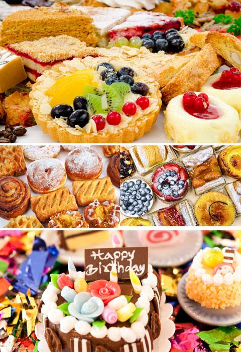 تصاویر فانتزی از کیک و شیرینی - شاتر استوک
