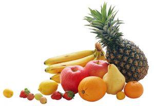 آیکن مجموعه میوه بدون بکگراند