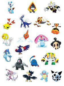 آیکن دیجیمون طراحی کودکانه