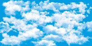 مجموعه آیکن ابر های طبیعی