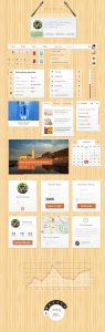 مجموعه المان طراحی وب سایت