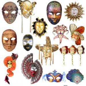 مجموعه آیکن ماسک و نقاب