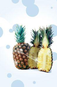 بکگراند کارت ویزیت سوپر میوه