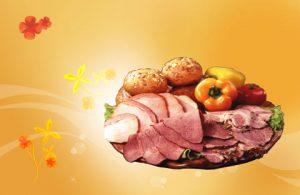 طرح کارت ویزیت سوپر پروتئینی