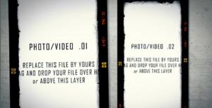 پروژه آماده افتر افکت آلبوم تصاویر قدیمی