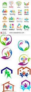 آیکن و لوگو انجمن خانواده