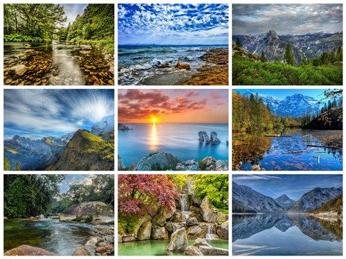 دانلود مجموعه 60 عکس طبیعت در سایز 2560x1600