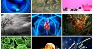 مجموعه 60 عکس گرافیکی هنری موضوع های متفاوت