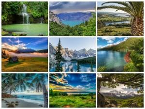 مجموعه 60 عکس خیره کننده طبیعت 2560x1600