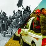 مجموعه پوستر های نمایشگاهی جنگ کار تا پیروزی