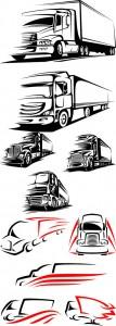 وکتور کامیون و ماشین سنگین TIF و AI